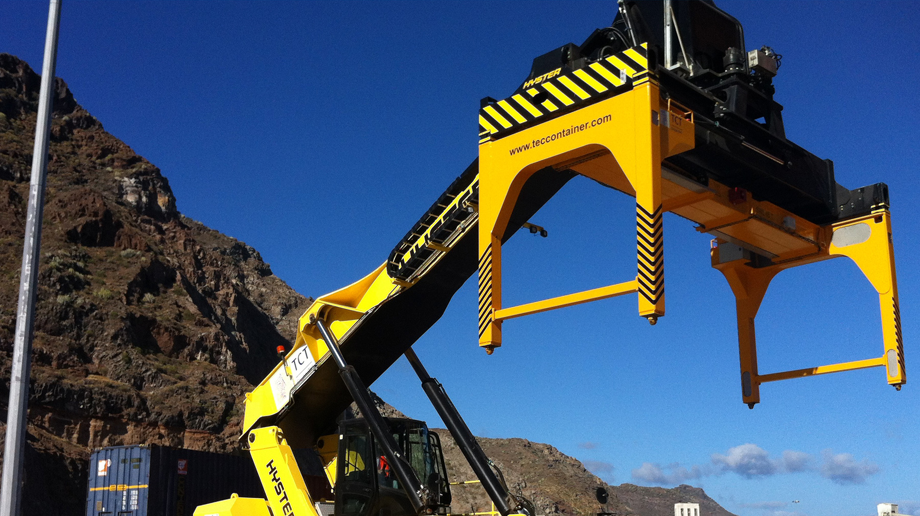 FULLY AUTOMATIC & TELESCOPIC Overheight Frame 2